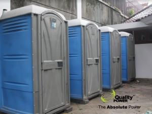 Rental AC, Genset, Sound System, Cooling Fan & Toilet Portable, supported by Quality power indonesia