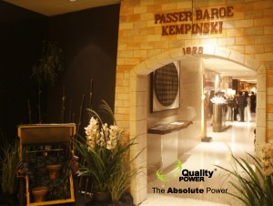 Rental AC supported by Quality Power Indonesia
