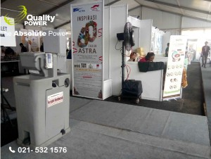 Rental Hand Wash Portable supported by Quality Power Ispiration Astra 60th Year #DapurNusantara# at Jakarta Convention Center - Jakarta, 26 Februar
