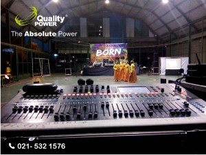 Rental Sound System supported by Quality Power  rt Fest Gothica Dance Competiton at Kalbis Institute Jakarta, 29 April 2017.