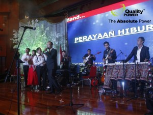 Rental Sound system supported by Quality power indonesia